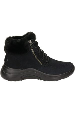 Skechers Dames Veterlaarzen - Go Walk veterboots