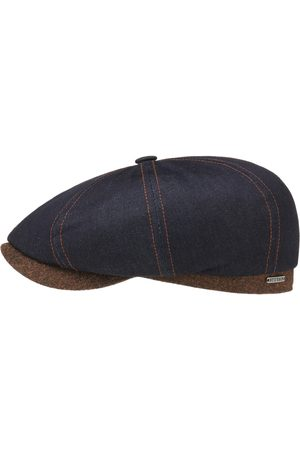 Stetson Heren Petten - Hatteras Winfield Denim Pet by