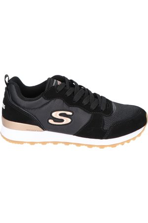 Skechers Dames Sneakers - 111 Black