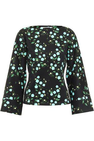 Bernadette Gemma floral jersey top