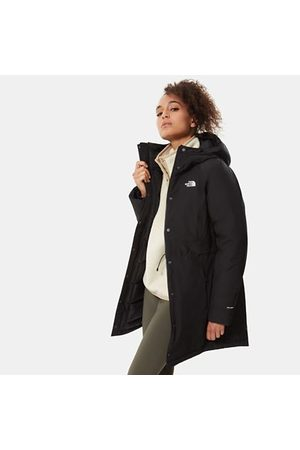 The North Face The North Face Brooklyn-parka Voor Dames Tnf Black Größe L Dame
