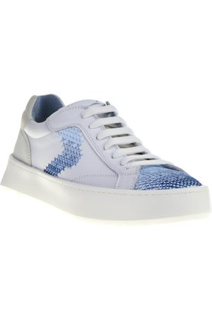 Voile blanche Dames Sneakers - Sneakers