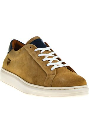 Brunotti Sneakers cognac suede
