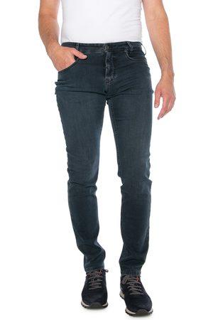 Gardeur Heren Straight - Broek Blauw BRADLEY 470881