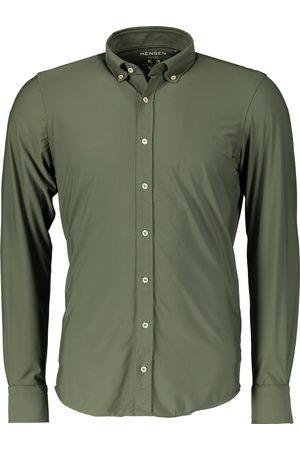 Hensen Heren Overhemden - Overhemd - Extra Lang