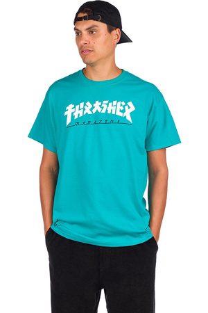 Thrasher Heren Korte mouw - Godzilla T-Shirt