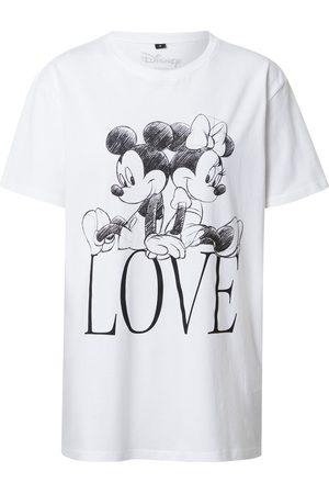 Merchcode Shirt 'Minnie Loves Mickey