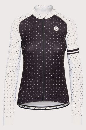 AGU Essential Velo Love Jersey LS Shirt Dames /
