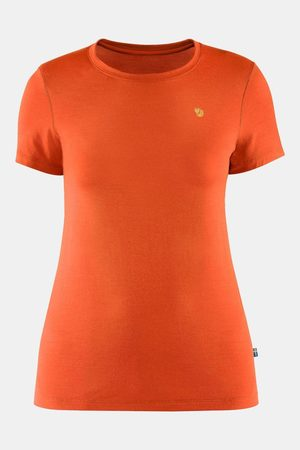 Fjällräven Bergtagen Thinwool T-Shirt Short Sleeve Dames