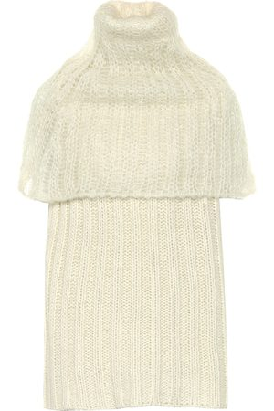 Jil Sander Turtleneck wool-blend sweater