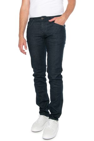 PME Legend Heren Straight - Jeans Blauw PTR120-LRW