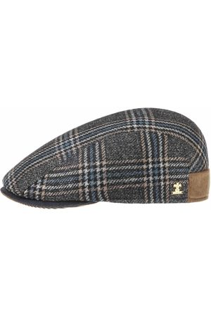 Lierys Heren Petten - Grindbergh Wool Pet by Gold