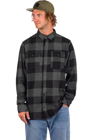 Dravus Heren Shirts - Travis Flannel Shirt