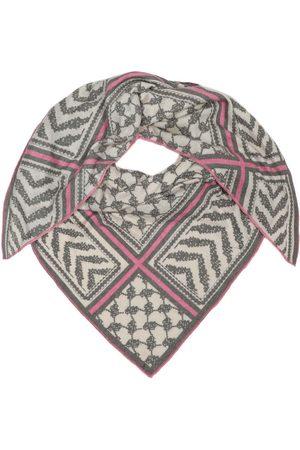 Zwillingsherz Dames Sjaals - Stoffen mondkapje