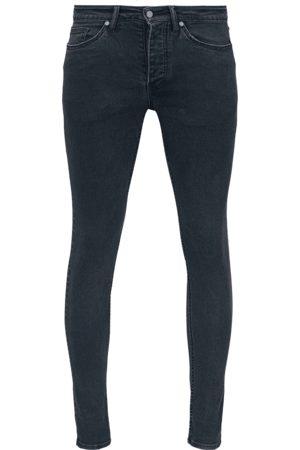 Tigha Heren Jeans - Heren Jeans Robin 7124 stone wash (black)