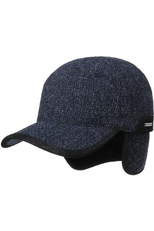 Stetson Heren Petten - Daysville Wool Pet met Oorbescherming by