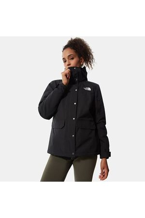 The North Face The North Face Pinecroft Triclimate-jas Voor Dames Tnf Black/tnf Black Größe L Dame