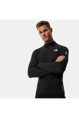 The North Face The North Face Summit Series™ Dot Fleece Met Halve Rits Voor Heren Tnf Black Größe L Heren