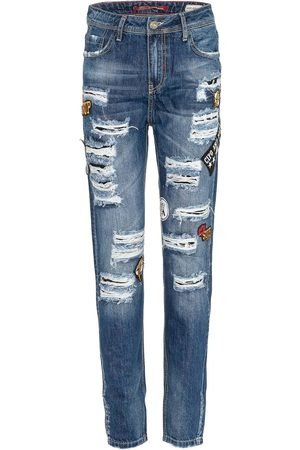 Cipo & Baxx Jeans 'Ripped