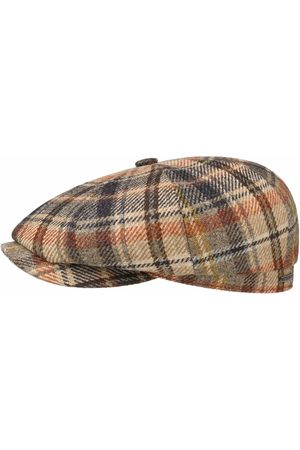Stetson Hatteras Classic Wool Check Pet by