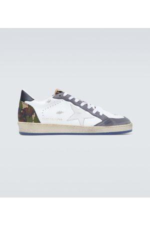 Golden Goose Heren Sneakers - Ball Star leather sneakers