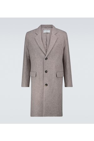 Éditions M.R Arthur single-breasted coat