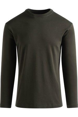 Altea T-Shirt Heren Donkergroen Cotton