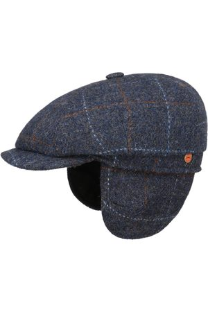 Mayser Heren Petten - Seven Premium Harris Tweed Pet by