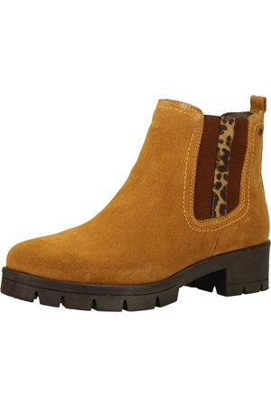 JANA Dames Enkellaarzen - Chelsea boots