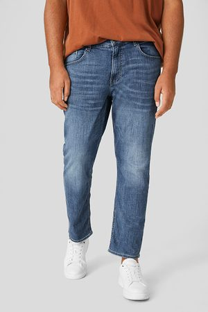 C&A Heren Jeans - THE REGULAR JEANS-performance stretch