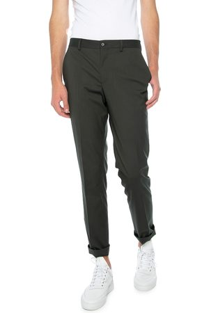 Selected Pantalon Groen 16075074