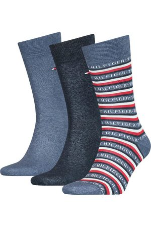 Tommy Hilfiger Sokken Men Sock 3P Logo Giftbox