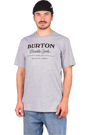 Burton Heren Korte mouw - Durable Goods T-Shirt