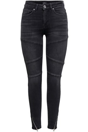 Only Onlblush Cut Life Mid Sk Skinny Jeans Dames