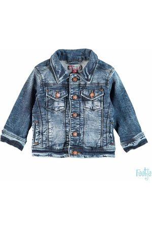 FEETJE Meisjes Spijkerjas - Maat 68 - - Jeans