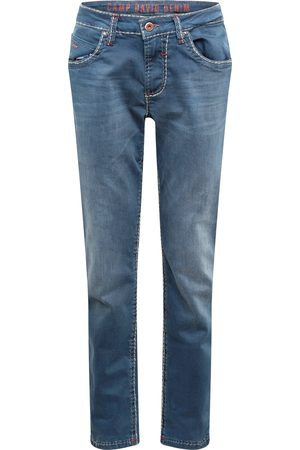 CAMP DAVID Jeans 'NI:CO:R611 old blue used