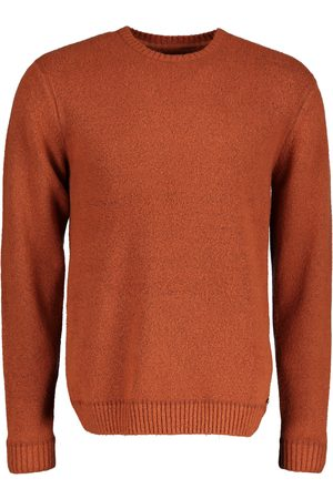 No Excess Heren Pullovers - Pullover - Modern Fit - Brique