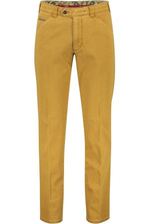 Meyer Pantalon Chicago mosterd