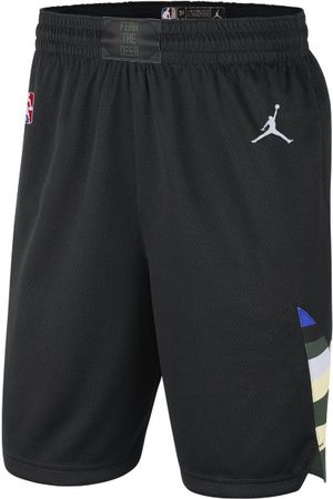 Nike Bucks Statement Edition 2020 Swingman Jordan NBA-herenshorts