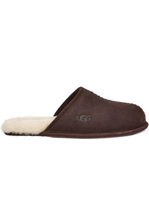 UGG M Scuff Deco Suede in Stout, maat 7