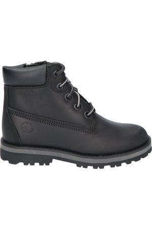 Timberland Courma Kid 6 Inch Boot Black Full Grain