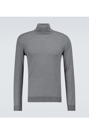 ZANONE Flexwool turtleneck sweater