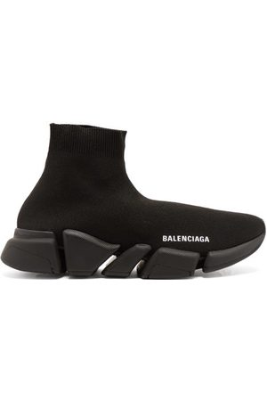 Balenciaga Speed 2.0 Trainers - Womens - Black