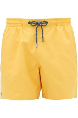MARANÉ Heren Zwembroeken - Slim-fit Swim Shorts - Mens - Yellow