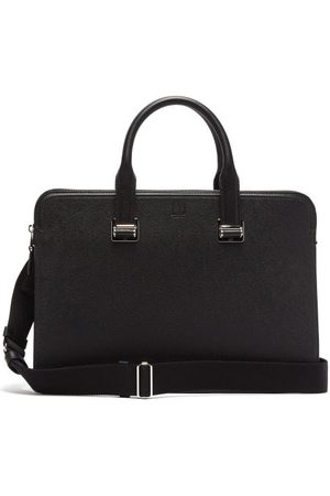 Dunhill Heren Laptop- & Businesstassen - Cadogan Grained-leather Briefcase - Mens - Black
