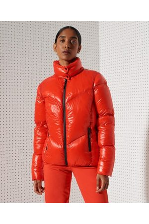 Superdry Dames Puffer jackets - Mountain Pro Racer pufferjas