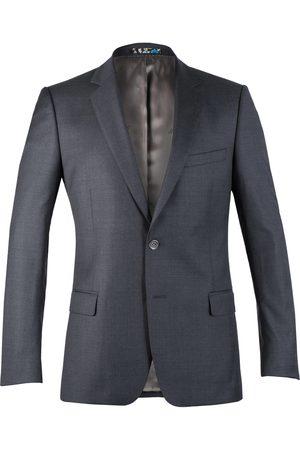 SOC13TY Heren Blazers & Colberts - SOCI3TY Colbert Heren Donkergrijs S130's Wol