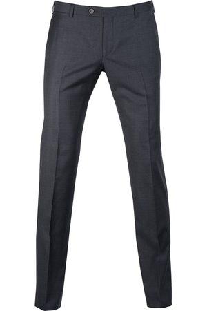 SOC13TY SOCI3TY Pantalon Heren Donkergrijs S130's Wol