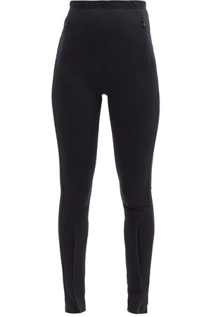 WARDROBE.NYC Dames Leggings & Treggings - Wardrobe. nyc - Release 05 High-rise Zipped-cuff Leggings - Womens - Black