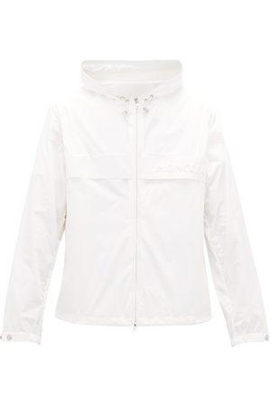 Moncler Benoit Logo-debossed Technical Jacket - Mens - White